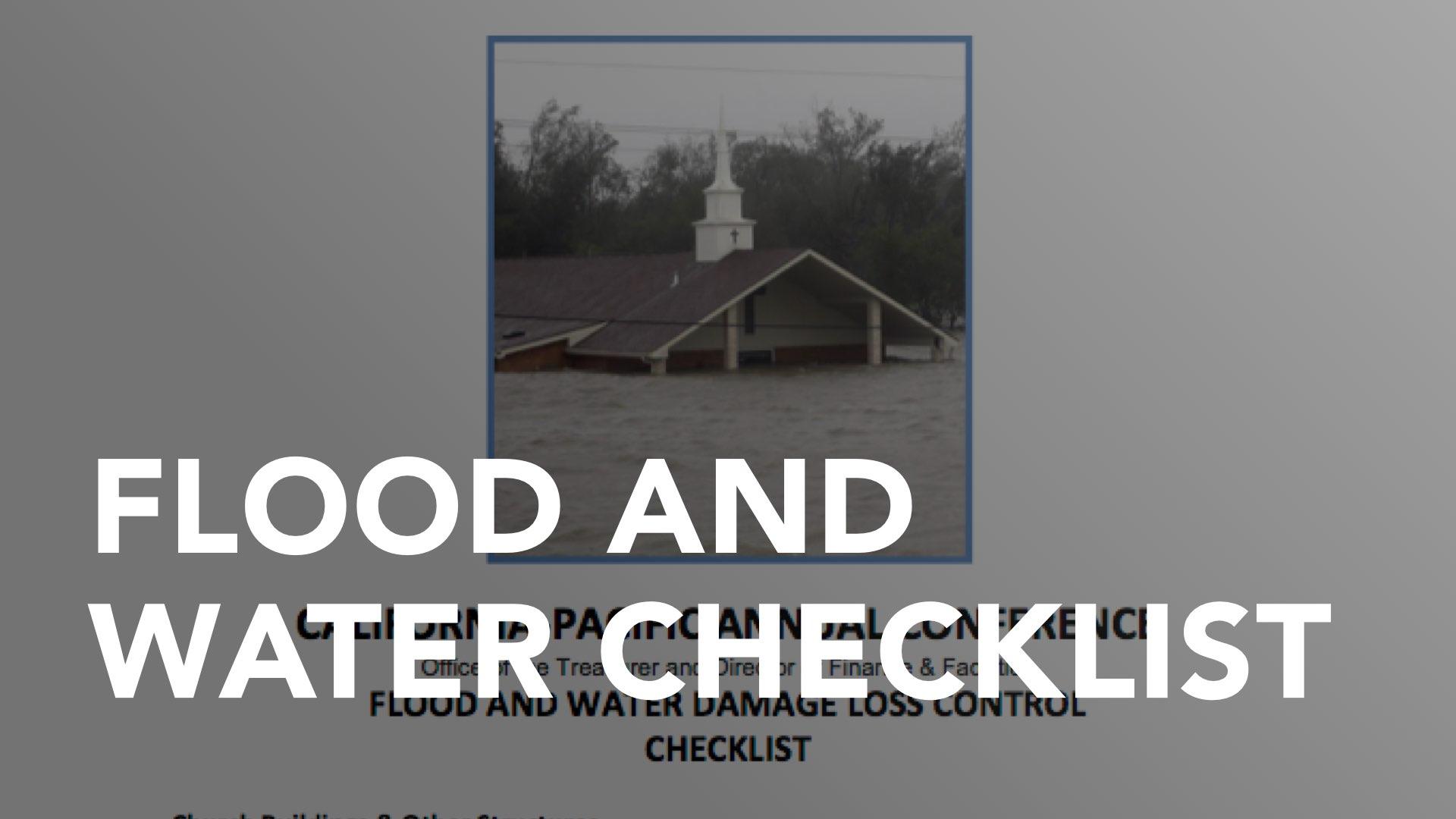 flood-water-checklist